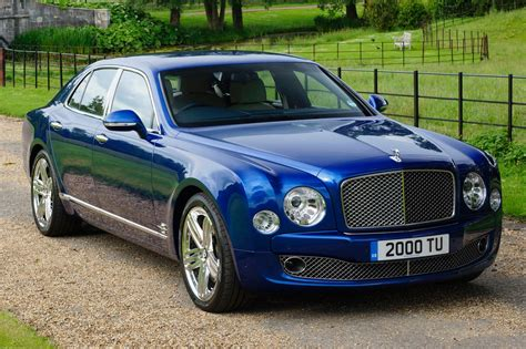 Maintenance Schedule For 2018 Bentley Mulsanne Openbay