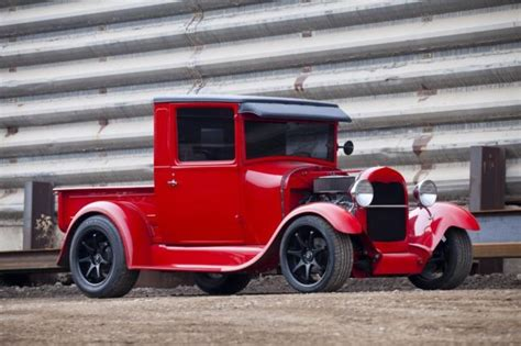 ford model  pickup rat rod truck custom hot rod real