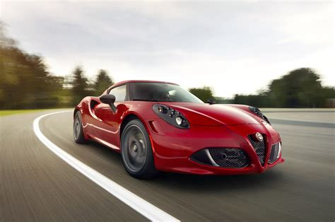 Alfa Romeo New York by Alfa Romeo 4c Protagonista Al Salone Di New York 2015