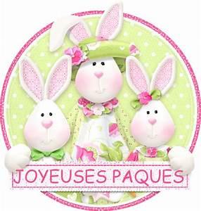 Joyeuses Paques Images : joyeuses p ques image 4543 bonnesimages ~ Voncanada.com Idées de Décoration