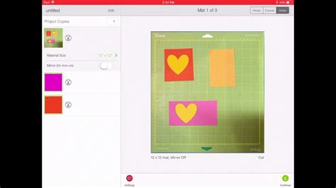 snap 2 it mat cricut design space snap mat on