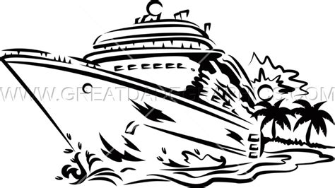 Ship Production Pdf by Cruise Ship Production Ready Artwork For T Shirt Printing