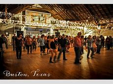 Burton Chamber of Commerce Big Star Texas Night