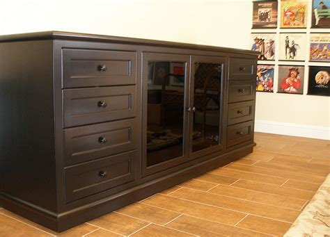 Media Cabinet by Media Storage Cabinets With Drawers Organize Your