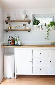 Ikea Hack Sideboard : ikea hacks diy bar cabinet kitchenette shrimp salad circus ~ A.2002-acura-tl-radio.info Haus und Dekorationen