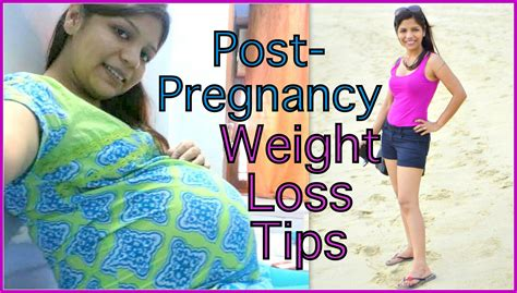 Post Pregnancy Weight Loss Health Flicks