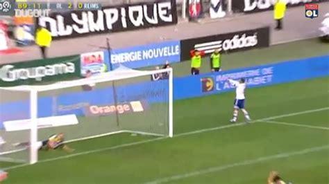 Toko Ekambi's great performance vs Reims - Soccer - Dugout ...