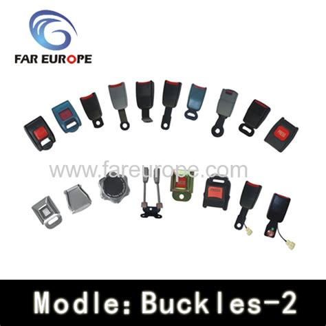 Seat Belt Buckle Tongue From China Manufacturer Far