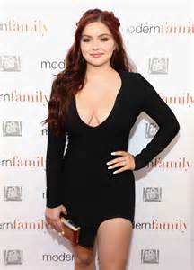 ariel winter modern family atas emmy event in los angeles