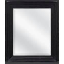 Bathroom Mirrors Black Frame by Mirrors Walmart