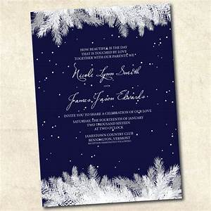 best 25 blue winter weddings ideas on pinterest With navy blue wedding invitations canada