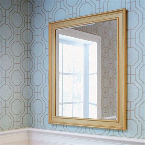 dress   plain mirror   custom frame