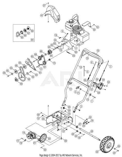 mtd asdde   parts diagram  general assembly