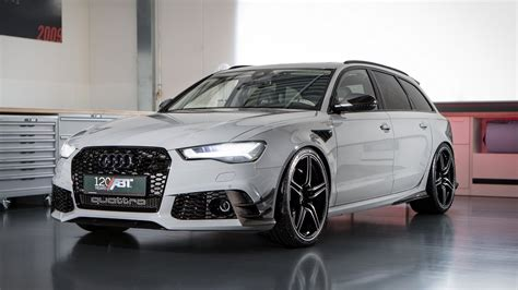 Audi Rs6 by 2016 Audi Rs6 Avant By Abt Sportsline Top Speed