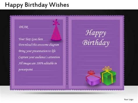 birthday ideas  editable birthday invitation