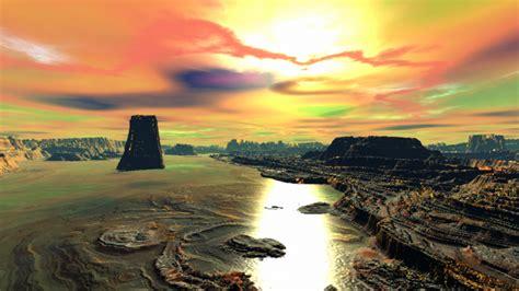 3d Landscape Wallpaper Hd Widescreen 16965 Amazing
