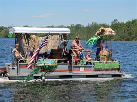 Hillbilly Boat by Pontoon Parade Results Miner Lake