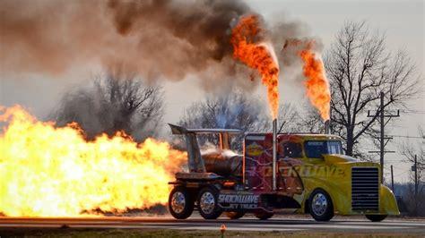worlds best truck the world 39 s fastest jet powered truck youtube