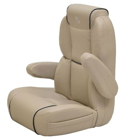 Captain Chairs For Pontoon Boats by Premier Pontoon Boats 780365 Marine Reclining Captains