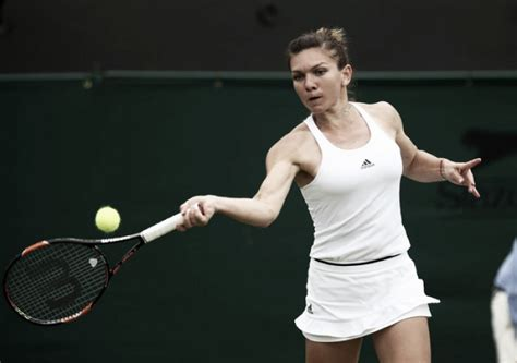 Simona Halep: Second round - The Championships, Wimbledon 2018 - Official Site by IBM