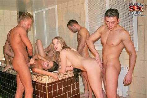 High School Student Sex Party