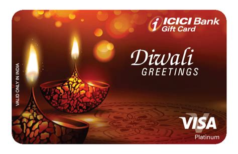 Icici Bank Launches 'expressions Gift Card'
