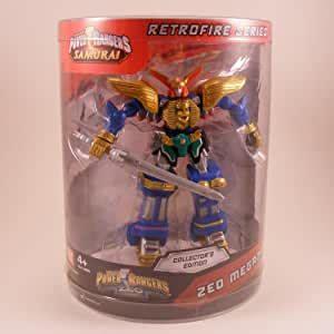 Power Ranger Samurai Retrofire Series Zeo Megazord ...