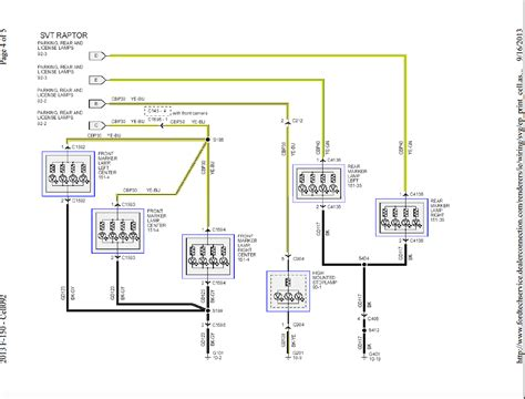 2006 F150 Trailer Wiring Diagram by Ford F250 Wiring Diagram For Trailer Light
