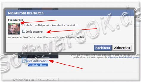 Das Eigene Profilbild Auf Facebook.de Verändern, Löschen