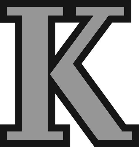 color k brandk k 2012 logo kalamazoo college