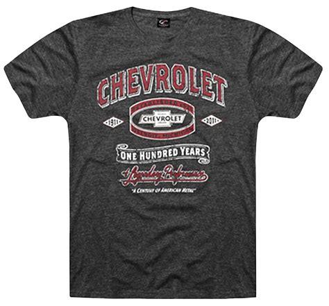 Chevrolet 100 Year Anniversary Shirt @ Opgicom