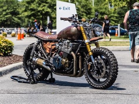Oleck Custom Motorbike Archive