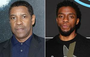 Denzel Washington paid for Chadwick Boseman to attend ...