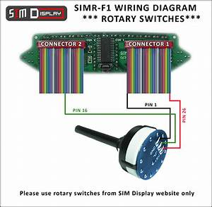 Where To Find The Std Default Wiring Diagram Of Sim Race