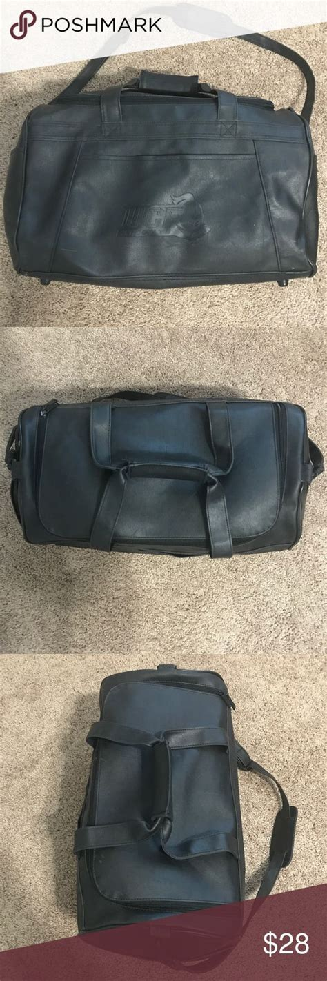 leather ucf knights duffel bag      leather ucf knights duffel bag features