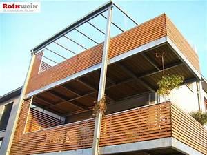 Balkon Wand Verschönern : balkone rothwein ~ Indierocktalk.com Haus und Dekorationen