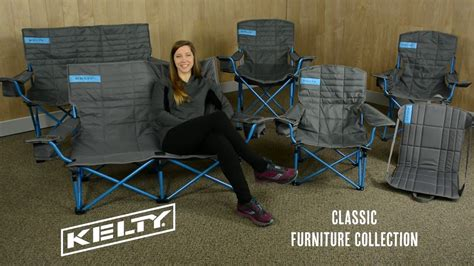 Kelty Loveseat Cing Chair by Kelty Classic Furniture Collection