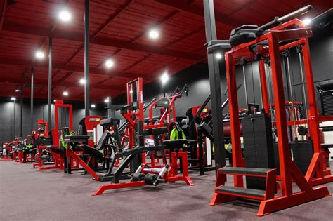 gym saiyan strength