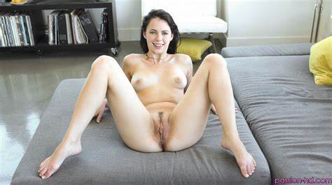Pale Creampie In A Yellow Campus