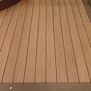 Lames Parquet Bois : lames de terrasse composite timbertech ~ Premium-room.com Idées de Décoration