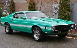 Rare Grabber Green: 1969 Shelby GT500
