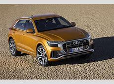 Audi Q8 – neue Designgeneration der QFamilie NewCarzde
