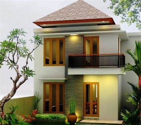 model rumah minimalis  lantai terbaru  istimewa