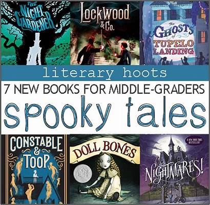 Middle Stories Grade Spookiest Readers Scary