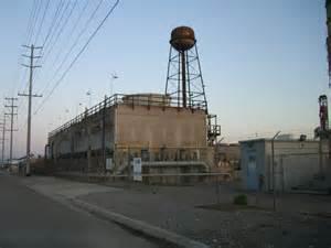California Water Treatment Plant