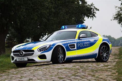 New German Police [polizei] Car
