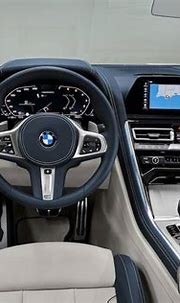 2020 BMW 8 Series Gran Coupe's More Practical Interior ...