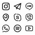 Minimal Icon Websites Icons Social Website Flaticon