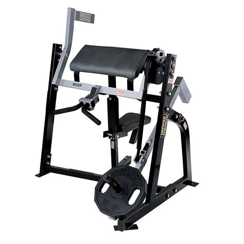 Used Hammer Strength Seated Bicep