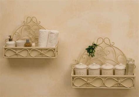 mensole provenzali fioriere da muro provenzali set 2pz etnico outlet mobili